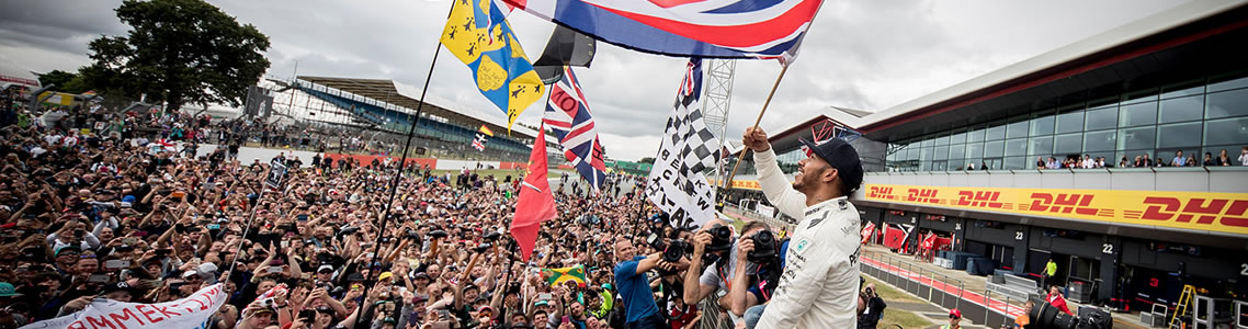 Swanair Travel & Safaris BRITISH GRAND PRIX