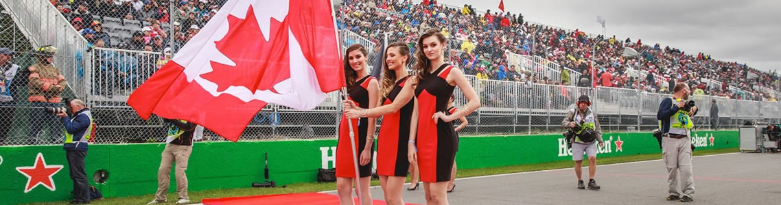 Swanair Travel & Safaris CANADIAN GRAND PRIX