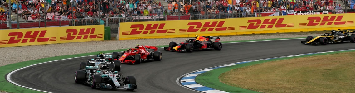 Swanair Travel & Safaris GERMAN GRAND PRIX