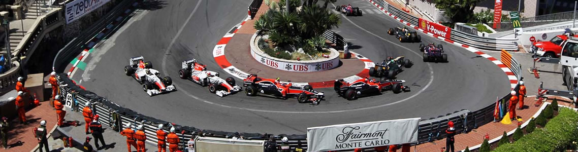 Swanair Travel & Safaris MONACO GRAND PRIX