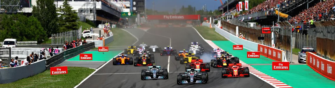 Swanair Travel & Safaris SPANISH GRAND PRIX